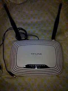 Router no adaptor