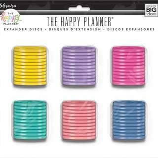 Large Happy Planner Expander Discs Value Pack