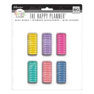 Mini Happy Planner Discs Value Pack