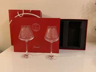 Baccarat 水晶杯一對 Chateau Baccarat Set 2 2611150