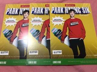 FUN MEET! Park Hyung Sik 💖