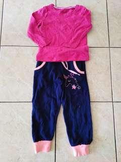 3Y Shirt & Pants set rm 10