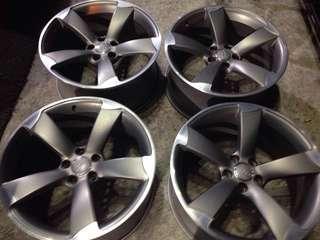"""From🇩🇪Original Audi TT-RS Speedline 19"""" rim"""