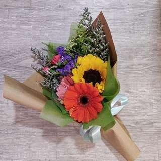 Sunflower Bouquet (Valentine's day)