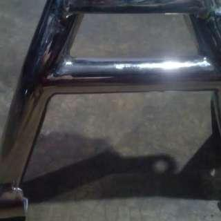 Yamaha sz stainless steel center stand 304