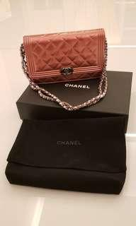 Boy Chanel on chains