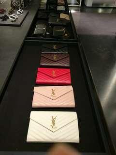 **Authentic Chanel LV Saint Laurent Gucci preorder