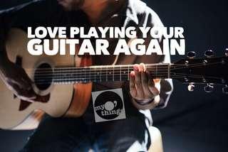 Get Your Guitar Setup!