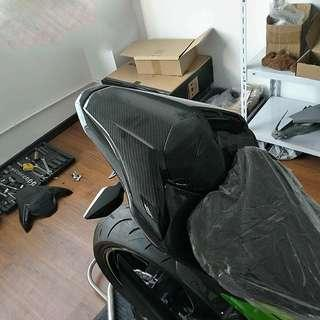 Z900 single seat cover! Rm299 wasap.my/60126135416 Readystock readypos! while stocklast!