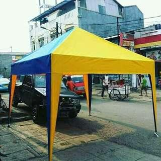 Tenda tenda lipat solusinya
