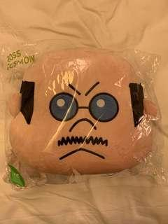 Line Friends Boss Cushion