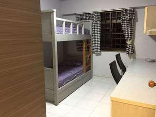 Woodlands common room for rent