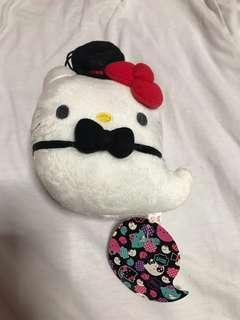 Hello Kitty Ghost plush