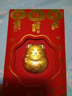 🚚 Fortune Cat Gold Coin