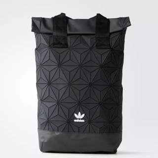 [VDayPresent] Adidas bag Issey Miyake Roll up  Black New Arrival