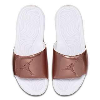 Special edition Jordan hydro 5 Pinnacle sliders