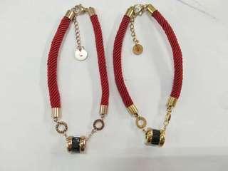 Bvlgari Lucky Charm Bracelet