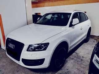 Audi Q5 Self Drive Rental