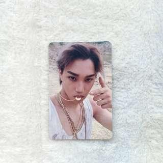OFFICIAL PHOTOCARD EXO KAI FROM DMUMT ALLEGRO