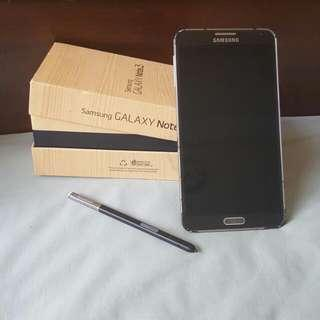 32 GB Samsung Note 3 Handphone