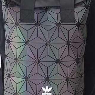 [VDayPresent] Adidas bag Issey Miyake Roll up  Rainbow fast deal