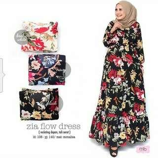 Zia flow  dress