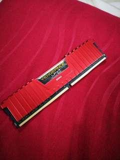 Vengeance LPX 4GB DDR4 ram.