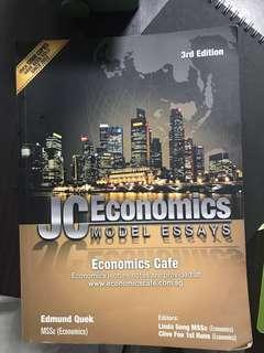 A Level Economics Model Essays by Economics Cafe