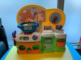 Vtech 兒童小廚房
