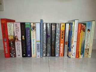 Books clearance  #MFEB20