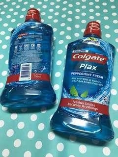 Colgate - Mouthwash (Peppermint Fresh) 750ml #MFEB20 #TRU50