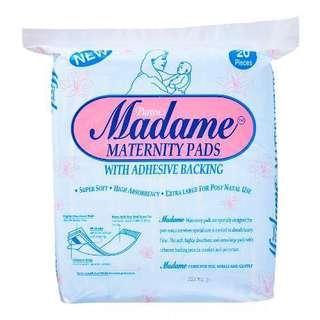 Pureen Madame Maternity Pad