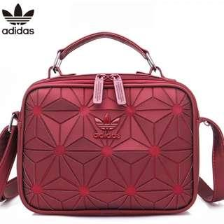 [VDayPresent] Adidas Issey smallbag Red Color great buy