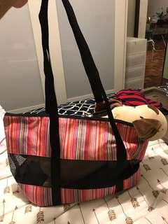 Dog bag carrier - Size: Large
