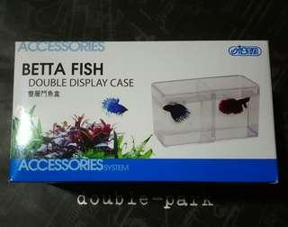 雙層鬥魚盒 <寵物用品>