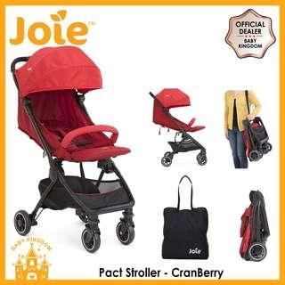 🚚 Joie pact lite 'RED'