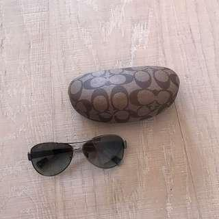 Barely Used Coach Shades