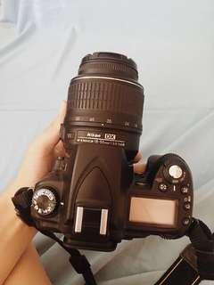 Nikon D90 with AF-S Nikkor 18-55mm 1:3.5-5.6G VR & AF-S Nikkor 70-300mm 1:4.5-5.6G VR