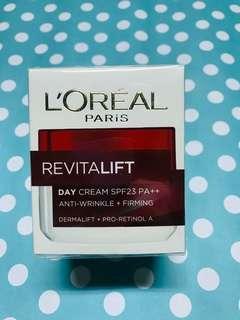 L'Oréal - Revitalift Day Cream #TRU50
