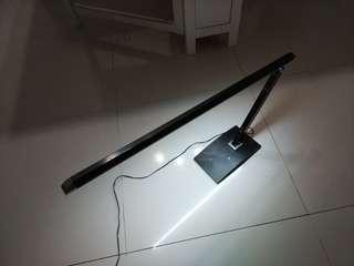 🚚 LED檯燈 金屬燈座 長75cm 高40cm