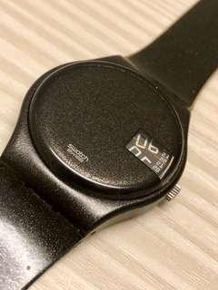 Swatch 特別版手錶,打破常規,創意無限,限量發行,全新(但收藏一段時間,會有小小舊氣)$390