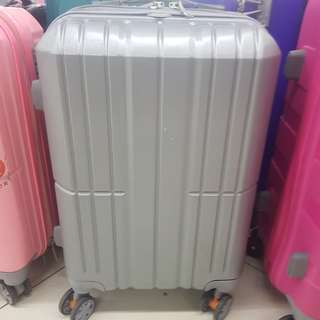 86867ab0f0 Luggage Bag Original Voyager small up to 15 kilos handcarry travel gray  trolley traveling baggage