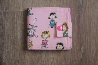 Snoopy Handmade Wallet