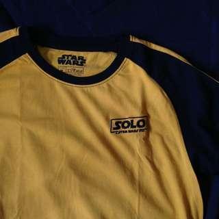Star Wars SOLO shirt