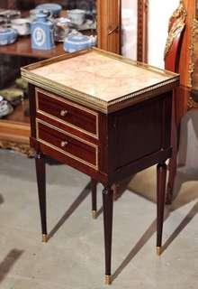 1900-1920年法國路易十六風格邊櫃
