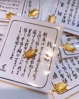 日本淺草寺金龜