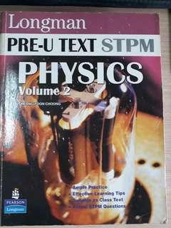 Buku Fisika Longman Pearson Import