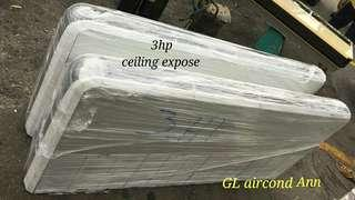 Aircond Ceiling expose
