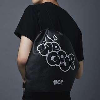 🚚 nct dream we go up drawstring bag