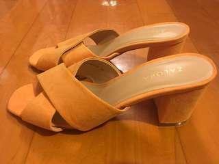 Mustard 女神鞋